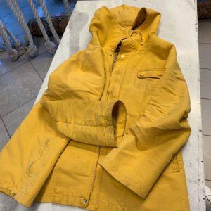 Куртка до химчистки