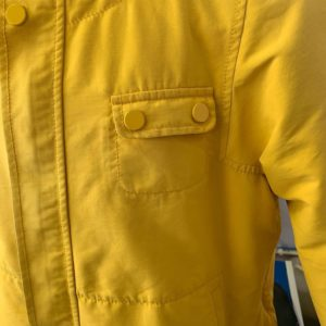 Куртка после химчистки