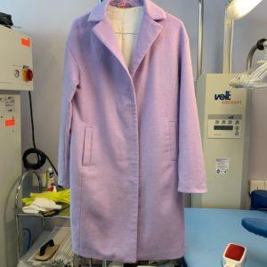 Пальто после химчистки