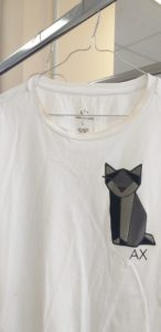 химчистка футболки