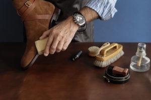 Как ухаживать за обувью из кожи