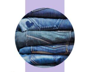 химчистка джинсов