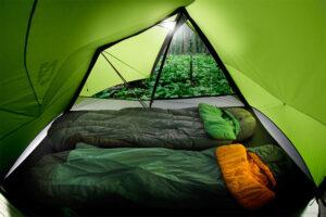 химчистка палатки