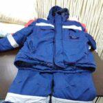 Стирка рабочей одежды