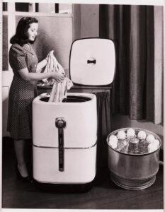 Стиральные машины 1950-е