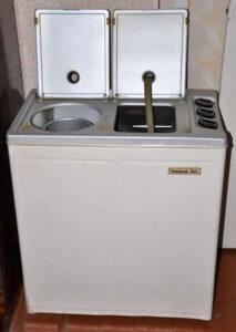 Стиральная машина Чайка СССР