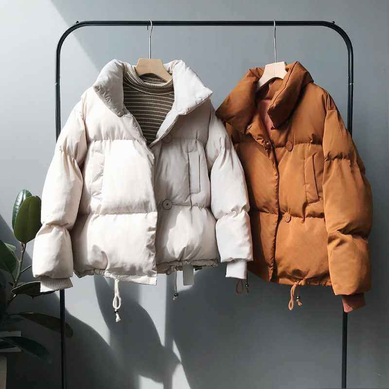 Сушка куртки или пуховика
